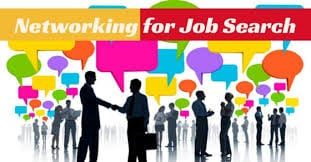 Job Hunting: Networking With Others Is Key To Success