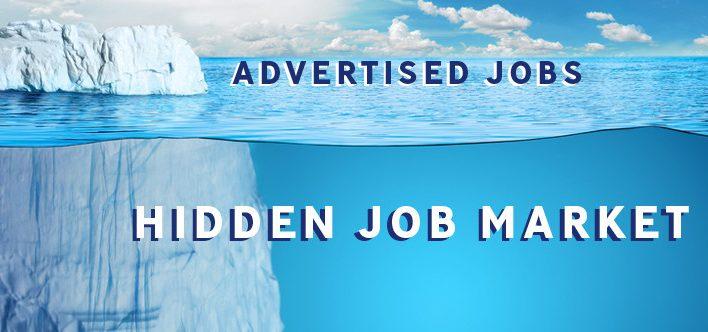 Jobs And The Hidden Job Market