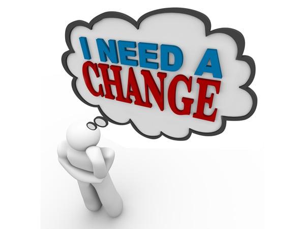Develop The Mental Mindset To Bring Change