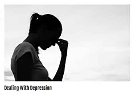 Dealing With Depression: Grief Support For Depression