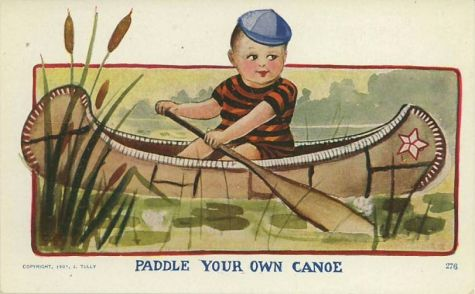 How To Paddle Your Own Canoe