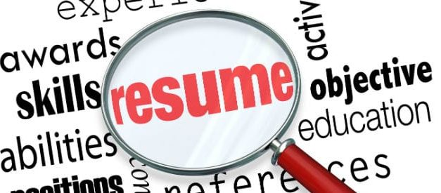 Resume Writing Hot Tips