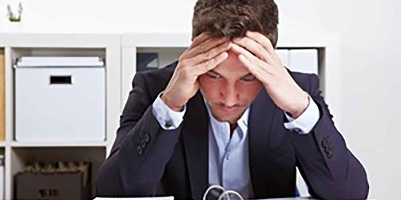Is Your Home Business Stressing You Out?