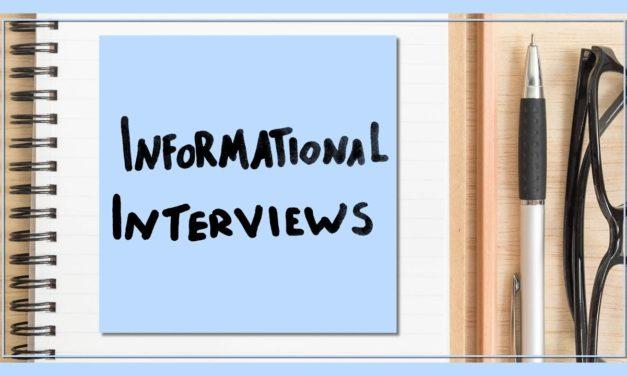 Information Interview