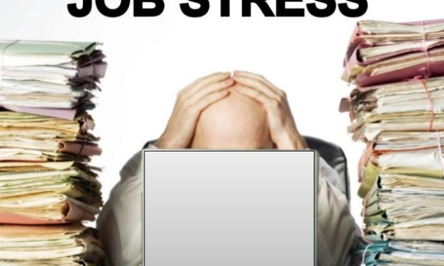 Overcoming Workplace Stress and Anxiety
