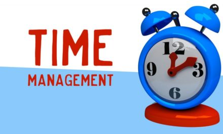 Using Your Time Effectively