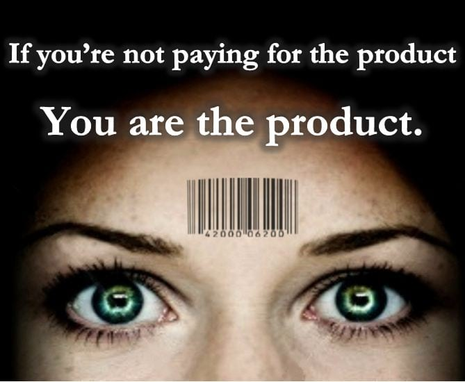 The Product Is You